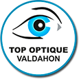 Opticien Top Optique Logo